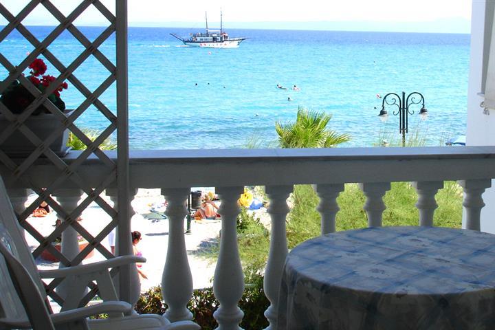 Отель в греции недвижимость